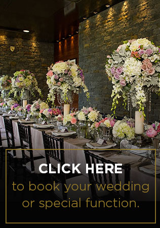 Functions and Weddings at Harrington Grove