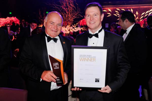 Harrington Grove Named Best Masterplanned Community NSW by UDIA (NSW)