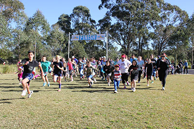 HARRINGTON FUN RUN 2014: A SPRINTING SUCCESS
