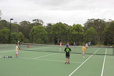 ACING SCHOOL HOLIDAY FUN AT HARRINGTON GROVE