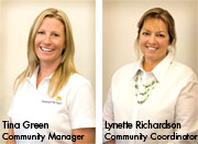 Meet Harrington Grove's new community team