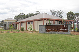 RESIDENTS ARE WELCOMED TO THE NEW MAGNOLIA CLUB