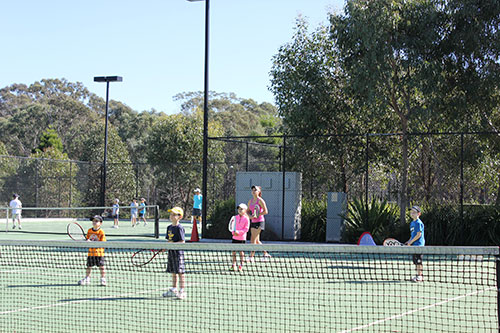 KEEP THE KIDS BUSY AND ACTIVE AT SCHOOL HOLIDAYS TENNIS AND SPORTS CAMP